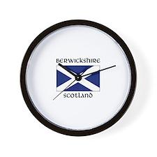 Cute Edinburgh Wall Clock