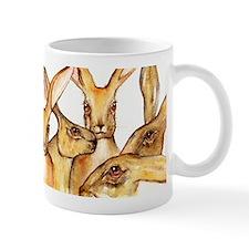 Hare Family ~ Mug