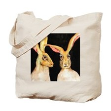 A Word in your Ear ~ Tote Bag