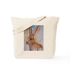 Solo Hare ~ Tote Bag