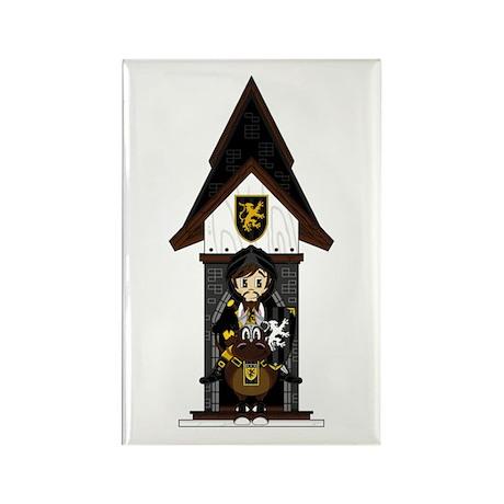 Medieval Knight on Horseback Magnet (100 Pk)
