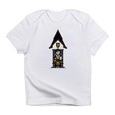 Medieval Knight on Horseback Infant T-Shirt