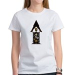 Medieval Knight on Horseback Women's T-Shirt