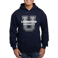 Leonberger UNIVERSITY Hoodie