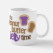 It's Peanut Butter Jelly Time Mug