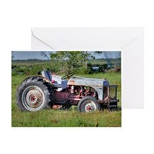 Red Belly Ford Greeting Card