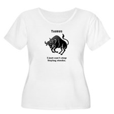 Taurus Stocks T-Shirt