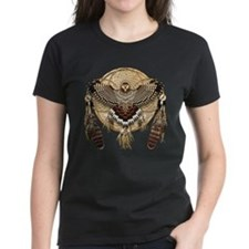 Red-Tail Hawk Dreamcatcher Tee