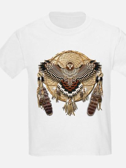 Red-Tail Hawk Dreamcatcher T-Shirt