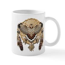 Red-Tail Hawk Dreamcatcher Mug