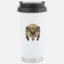 Red-Tail Hawk Dreamcatcher Travel Mug