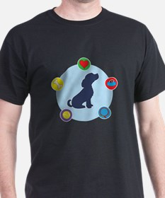 Things Dogs Love T-Shirt