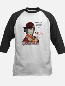 Mozart 'Mo-Z' Tour Kids Baseball Jersey