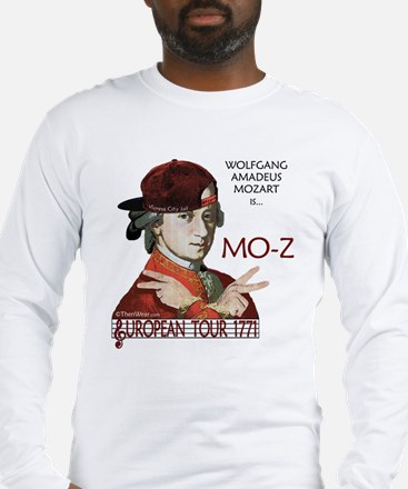 Mozart 'Mo-Z' Tour Long Sleeve T-Shirt