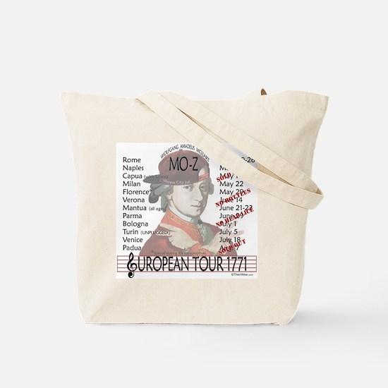 Mozart 'Mo-Z' Tour Tote Bag
