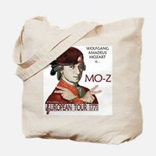 Mozart 'Mo-Z' Tour Tote Bag