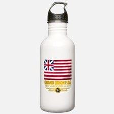 """Grand Union Flag"" Water Bottle"