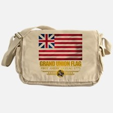 """Grand Union Flag"" Messenger Bag"