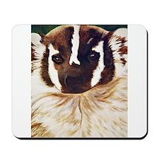 Badger Mousepad