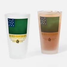 """The Green Mountain Boys"" Drinking Glass"
