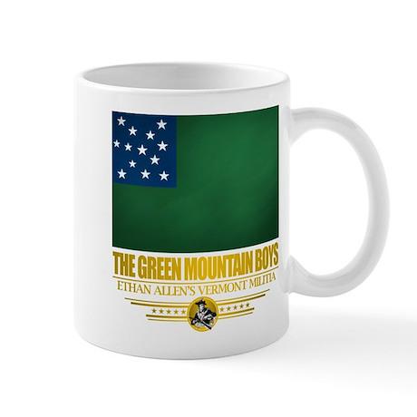 """""""The Green Mountain Boys"""" Mug"""