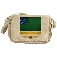 """""""The Green Mountain Boys"""" Messenger Bag"""