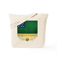 """The Green Mountain Boys"" Tote Bag"