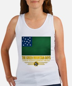 """The Green Mountain Boys"" Women's Tank Top"