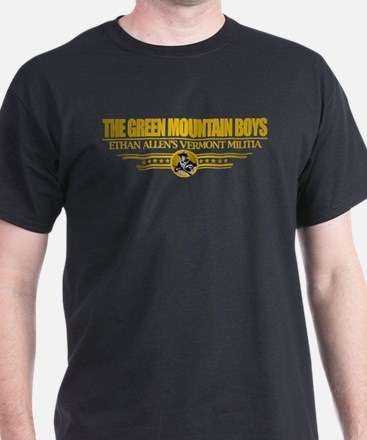 """The Green Mountain Boys"" T-Shirt"