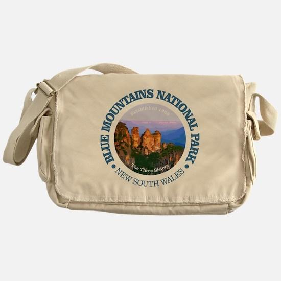 Blue Mountains NP Messenger Bag