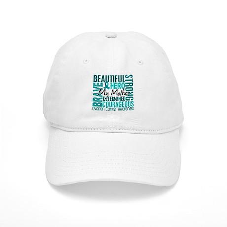 Tribute Square Ovarian Cancer Cap