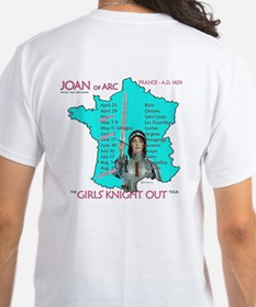 Joan of Arc-Girl's Knight Out Shirt
