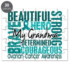 Tribute Square Ovarian Cancer Puzzle