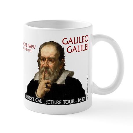 Galileo Heresy Tour Mug