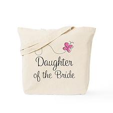 Daughter of the Bride Tote Bag