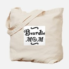 Beardie MOM Tote Bag