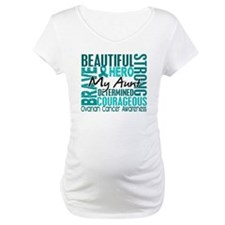 Tribute Square Ovarian Cancer Shirt