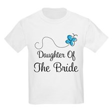 Blue Daughter of the Bride T-Shirt
