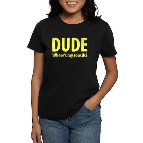 DUDETonsilsTrans T-Shirt