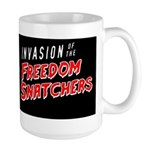 www.freedomsnatchers.com Mugs