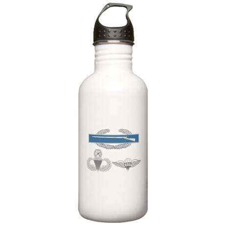 CIB Master Airborne Rigger Stainless Water Bottle
