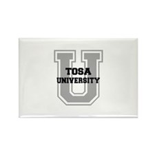 Tosa UNIVERSITY Rectangle Magnet