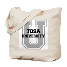 Tosa UNIVERSITY Tote Bag