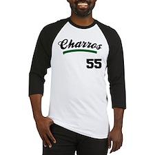 Powers Charros Baseball Jersey