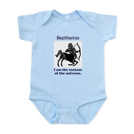 Sagittarius Universe Infant Bodysuit