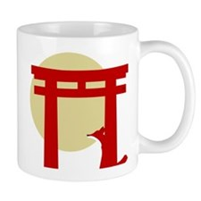 Torii Fox Mug