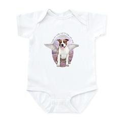 Pit Bull Angel Infant Bodysuit