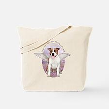 Pit Bull Angel Tote Bag