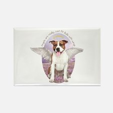 Pit Bull Angel Rectangle Magnet (100 pack)
