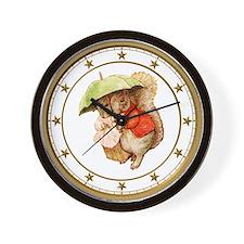 Beatrix Potter Wall Clock